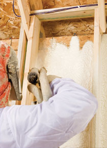 London Spray Foam Insulation Services and Benefits