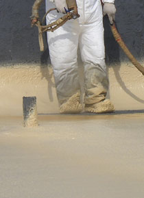 London Spray Foam Roofing Systems